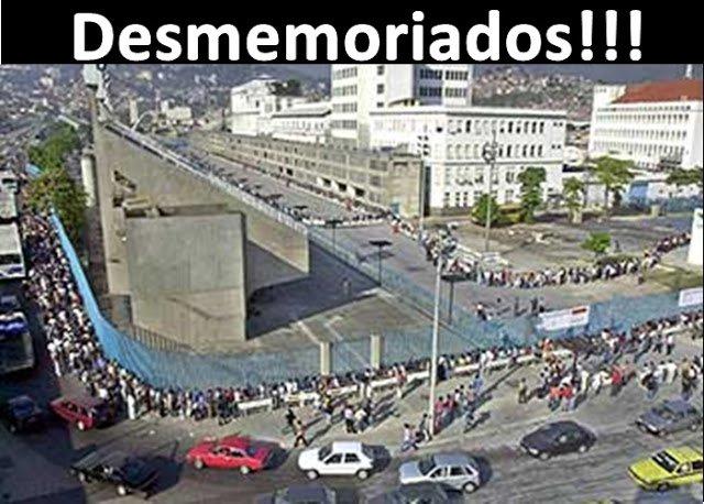 A parábola parece ter se tornado realidade no Brasil, só que superabundou quanto aos filhos pródigos, eles se multiplicaram
