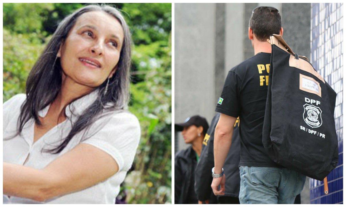 PromotoraLúcia Helena Barbosa de Oliveira, do Ministério Público do Distrito Federal e Territórios (MPDFT) e Polícia Federal; operação Lava Jato