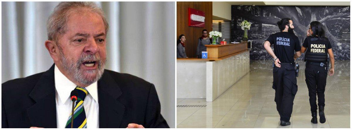Os advogados do ex-presidente Lula avaliam pedir à Justiça acesso a toda a correspondência trocada entre o Ministério Público Federal do Brasil e o órgão equivalente na Suíça que trate do chamado 'MyWebDay', arquivo-bomba da Odebrecht cujo conteúdo vem sendo mantido em segredo; arquivo é considerado bombástico, uma vez que envolve pagamentos de propinas pela empreiteira a membros do Judiciário, de procuradorias, de tribunais de contas e até mesmo da diplomacia brasileira