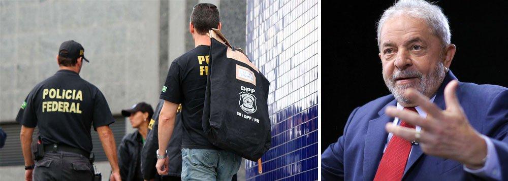 As delações da Odebrecht, da mesma forma, vieram no momento certo: duas semanas antes do depoimento de Lula para Sergio Moro, dando munição à Globo para disparar contra o ex-presidente numa escala crescente