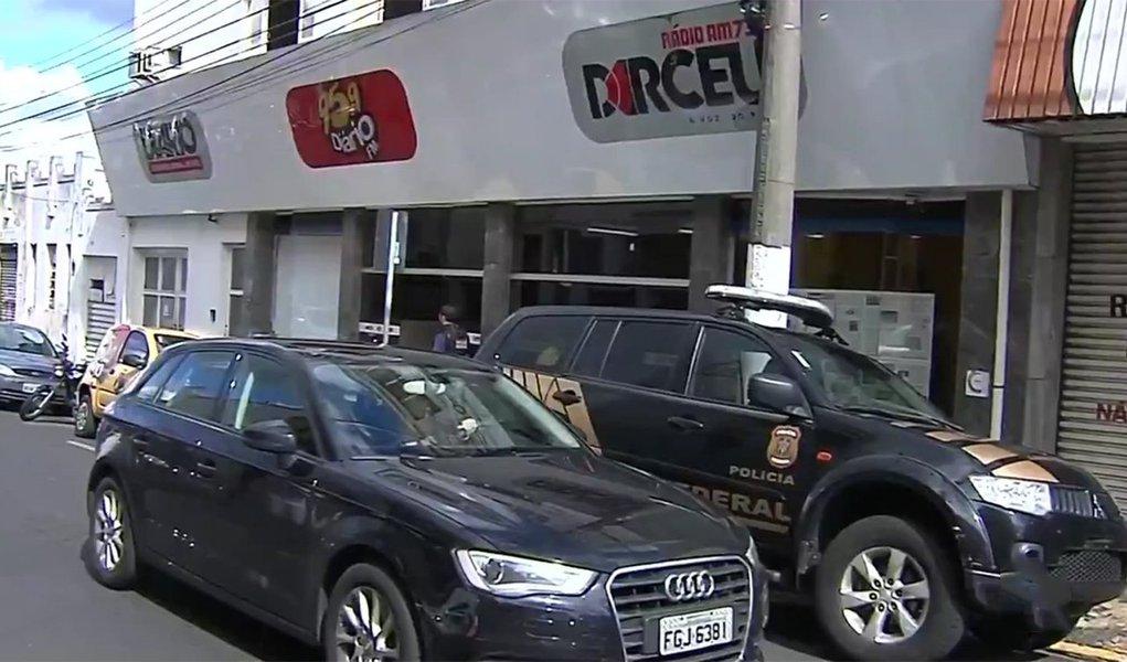 Ação faz parte da segunda fase da Operação Miragem, que investiga crimes como associação criminosa e falsidade ideológica;o jornal Diário de Marília e duas rádios ligadas à Central Marília de Notícias (CMN) foram fechados nesta quarta-feira 25 na cidade do interior paulista