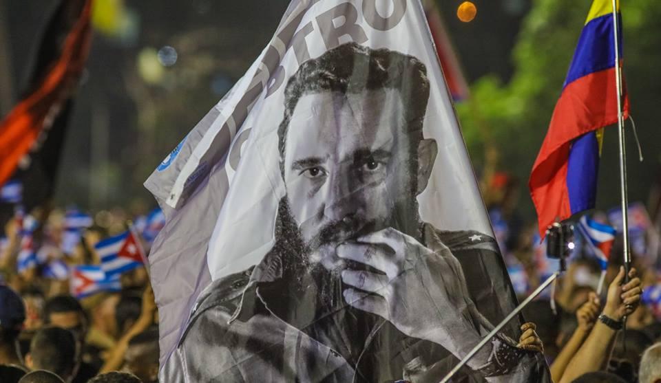 Fidel homenagens
