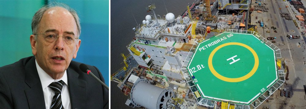 """""""Há menos de um ano no comando da Petrobrás, Pedro Parente já conseguiu a façanha de fazer as reservas da empresa retrocederem mais de uma década, atingindo os níveis de 2001. A companhia fechou 2016 com 9,672 bilhões de barris de óleo equivalente, uma queda de 8% em relação ao ano anterior, praticamente a mesma reserva que tinha há 15 anos, quando atingiu 9,3 bilhões de barris"""", anuncia a Federação Única dos Petroleiros; """"Os desinvestimentos e a liquidação de ativos promovida pela gestão Pedro Parente fazem a estatal retroceder a passos lagos, levando junto a economia do país e as principais conquistas das últimas décadas"""", diz o texto"""