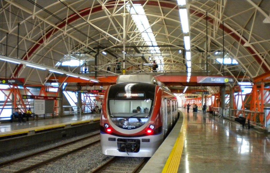As três primeiras estações da Linha 2 do Sistema Metroviário Salvador - Lauro de Freitas começarão a funcionar na manhã da próxima segunda-feira (5); o governador Rui Costa e o presidente da CCR Metrô Bahia, Luis Valença, acompanharão o início da operação das estações Acesso Norte 2, Detran e Rodoviária