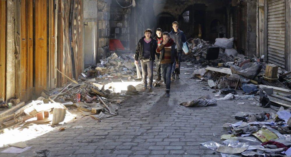 O representante oficial do Ministério da Defesa russo, major-general Igor Konashenkov, declarou que mais de 12.000 civis já retornaram às suas casas na parte oriental da cidade síria de Aleppo, localizada no norte do país; a cidade foi libertada em dezembro, por forças lideradas pela Rússia
