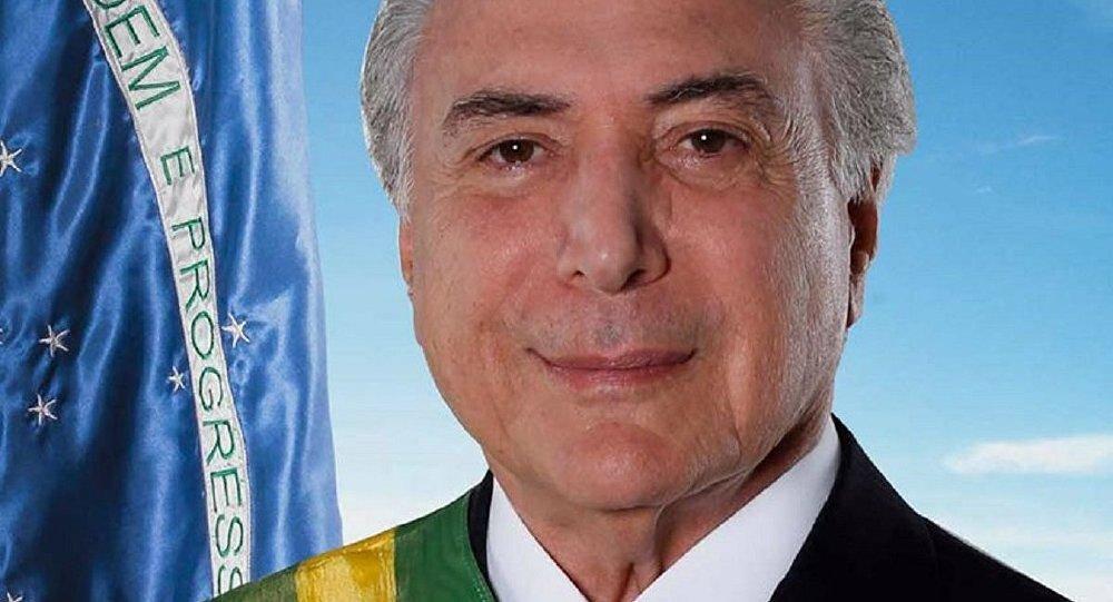 """Imagem divulgada hoje pelo Planalto foi criticada por internautas; após repercussão negativa, assessoria volta atrás e diz que trata-se de uma versão """"preliminar"""" do retrato oficial"""