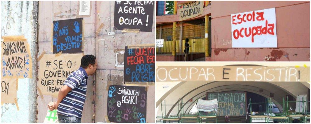 """Pesquisa do Instituto Paraná mostra que a maioria da população do Estado do Paraná considera justas as reivindicações dos estudantes que estão ocupando as escolas estaduais; 62,2% avaliam como """"válidas"""" as reivindicações; 51,2% condenam a reforma do Ensino Médio proposta pelo governo de Michel Temer e 64,7% são contrários à PEC dos Gastos Públicos, que são o alvo principal das manifestações; no entanto, 69% dos paraenses discordam da ocupação das escolas;84,2% defendem que os estudantes desocupem as escolas e adotem outras formas de manifestação; segundo os alunos, o número de escolas ocupadas no Estado chegou a 850; por causa disso, mais de 43 mil estudantes não farão o Enem neste final de semana no Paraná; em todo o país, serão mais de 240 mil alunos afetados"""