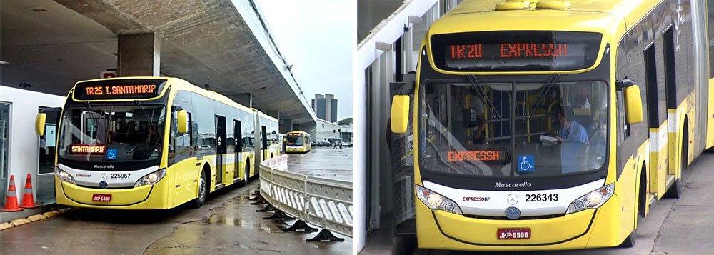 A partir de sábado (28), entra em vigor novamente o reajuste das passagens do transporte público estabelecido em 2 de janeiro; segundo o Decreto nº 37.940, de 30 de dezembro de 2016, as tarifas passarão de R$ 2,25 para R$ 2,50 nas linhas circulares internas; de R$ 3 para R$ 3,50 nas de ligação curta; e de R$ 4 para R$ 5 nas viagens de longa distância, integração e metrô