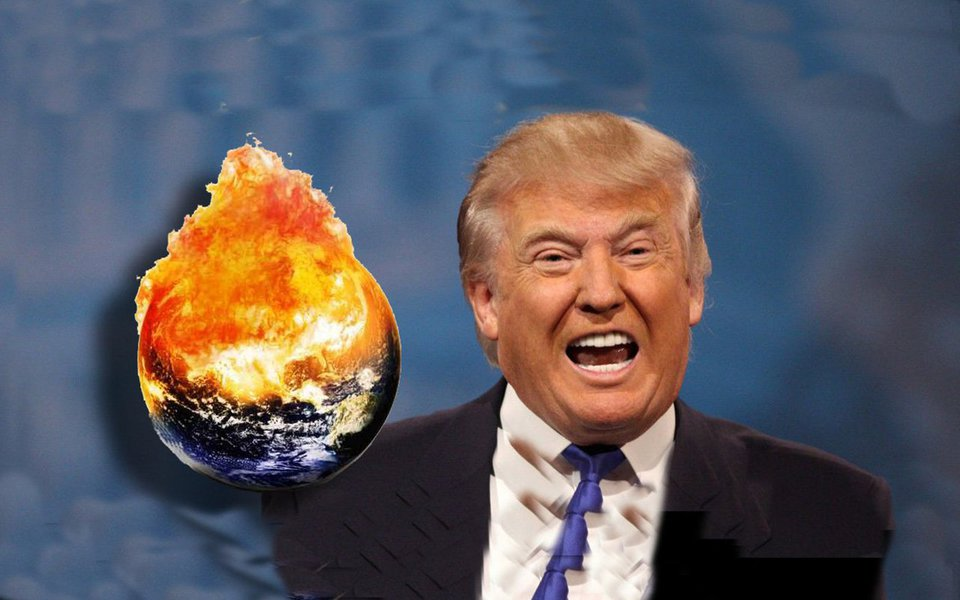 Com um dos seus primeiros atos oficiais, o novo presidente norte-americano impôs um toque de silêncio à Agência para o Meio Ambiente. Ao mesmo tempo, desapareceram do site oficial da Casa Branca quaisquer referências ao aquecimento global. O que se esconde atrás dessa mordaça?