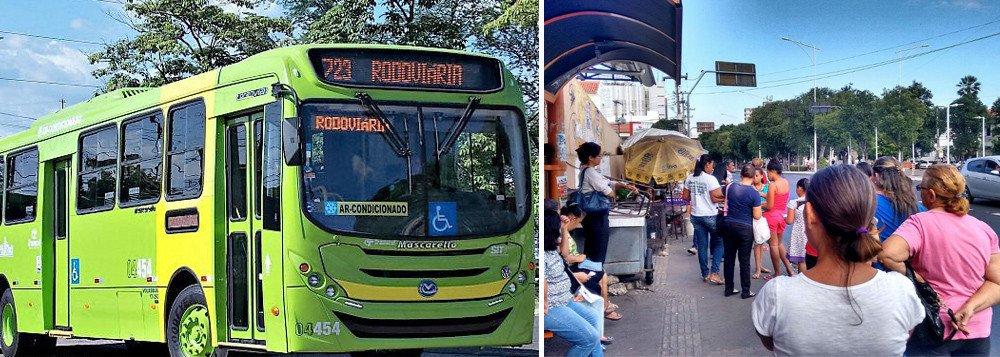 O Conselho Municipal de Transportes definiu os reajustes nas tarifas de ônibus de Teresina, de R$ 2,75 para R$ 3,30 a passagem inteira, e de R$ 1,05 para R$ 1,15 na estudantil; a planilha segue para apreciação do prefeito Firmino Filho, que deve confirmar o resultado nos próximos dias; atualmente o transporte público de Teresina conta com 250 mil usuários e 7 milhões de passageiros