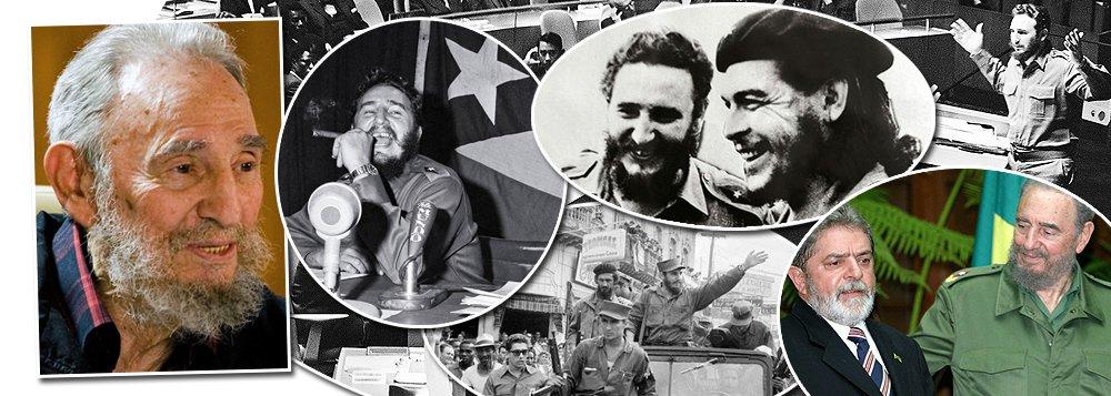 Um dos personagens mais importantes do século 20, Fidel Castro faleceu nesta madrugada, aos 90 anos; líder da Revolução Cubana, ele inspirou ideais revolucionários em toda a América Latina
