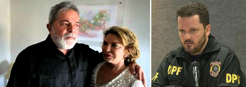 """Enquanto o ex-presidente Luiz Inácio Lula da Silva se dedica à esposa Marisa Letícia, que está em coma induzido após um AVC, o delegado Igor Romário de Paula, da Polícia Federal, o tortura emocionalmente, anunciando sua prisão, segundo avalia o jornalista Fernando Brito, editor do Tijolaço; """"Com Lula, ou com qualquer outro dos que investigam (ou que não investigam, como Aécio Neves) isso é vergonhoso, indigno, desumano e ilegal"""", diz Brito; """"Um homem que age assim é pior, muito pior, do que as duas ou três sociopatas que foram fazer provocações à porta do Hospital Sírio Libanês. Porque é o Estado quem lhe confiou uma missão, de agir com isenção e prudência. Em uma palavra, todos nós lhe confiamos um poder, que não pode ser exercido para a crueldade e a morbidez"""""""