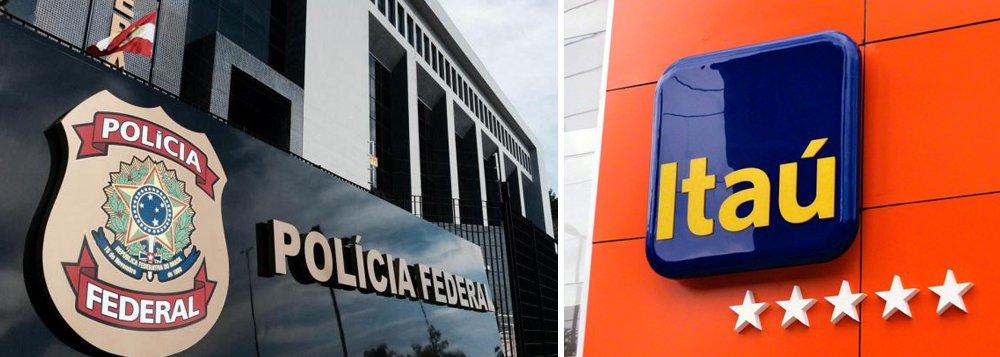 A Polícia Federal deflagrou nesta quinta-feira (1) a 8ª fase da Operação Zelotes tendo entre os alvos os bancos Itaú Unibanco e BankBoston; são cumpridos mandados de condução coercitiva e de busca e apreensão em São Paulo, Pernambuco e Rio de Janeiro; cerca de cem policiais federais cumprem 34 mandados judiciais, sendo 21 de busca e apreensão e 13 de condução coercitiva. Em São Paulo, a PF realiza 19 buscas e 11 conduções coercitivas