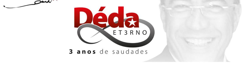 Nesta sexta-feira, 2 de dezembro, completa três anos da morte do ex-governador Marcelo Déda Chagas; será realizada uma missa em homenagem a sua memória, às 19h30, na Paróquia Santuário Nossa Senhora Aparecida, localizada no bairro Bugio, em Aracaju