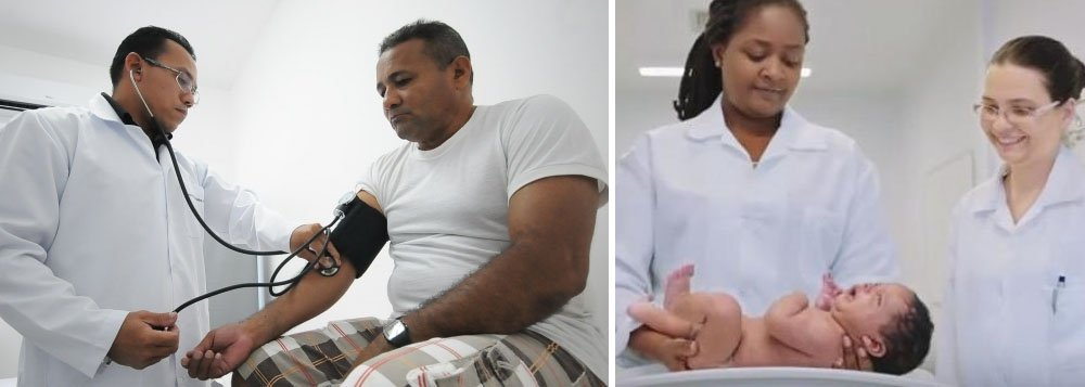 Chegada de 40 profissionais cubanos para integrar o Programa Mais Médicos no Piauí está prevista para as 17h45 deste sábado (28), no avião da Força Aérea Brasileira (FAB), no aeroporto Senador Petrônio Portella, em Teresina; profissionais serão conduzidos para atuarem em 30 municípios; em dezembro, chegaram 51 e outros 39 chegarão no início de fevereiro