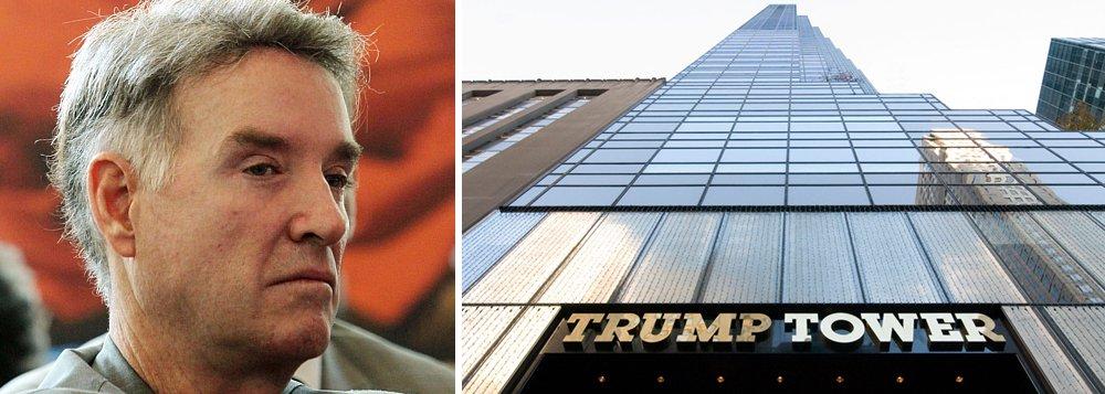 Segundo o jornal O Dia, o empresário brasileiro, foragido da polícia, estaria hospedado em Nova York no apartamento do advogado carioca Sérgio Bermudes
