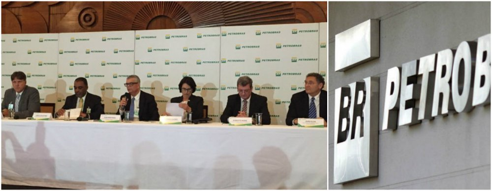 """A Petrobras teve prejuízo de R$ 16,458 bilhões no 3º trimestre de 2016, segundo anunciou a estatal nesta quinta (10); """"Esse resultado decorre, principalmente, do impairment de ativos (reavaliação de ativos) e de investimentos em coligadas no valor de R$ 15,709 bilhões"""", disse a empresa em comunicado; no acumulado no ano, a petroleira passa a ter prejuízo de R$ 17,334 bilhões; entre os fatores anunciados, no balanço, que influenciaram no resultado estão a apreciação do real frente ao dólar, a variação do preço do petróleo e despesas maiores com o programa de demissão voluntária; em meio à crise detonada pela Lava Jato e pela queda dos preços internacionais do petróleo, o endividamento líquido da Petrobras chegou a R$ 332,39 bilhões"""