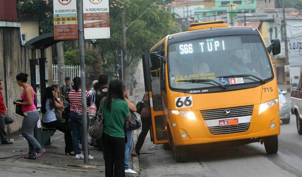 O valor da tarifa das linhas troncais e principais dos ônibus coletivos de Belo Horizonte aumenta de R$ 3,70 para R$ 4,05 a partir desta terça-feira (3); o valor das linhas alimentadoras também subirá, ao passar de R$ 2,65 para R$ 2,85; o reajuste, que chega a 9,4%, foi anunciado na tarde da última sexta-feira em uma coletiva de imprensa da BHTrans