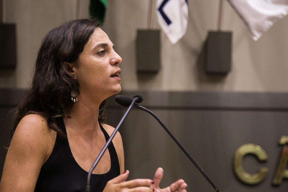 02/01/2017 - PORTO ALEGRE, RS - Votação da Reforma Administrativa na Câmara Municipal de Porto Alegre. Foto: Maia Rubim/Sul21