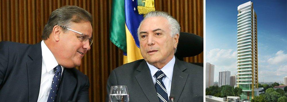 """""""À vista de todos, o governo golpista destrói o Brasil. Aos poucos, o Brasil que tirou 34 milhões da miséria, que saiu do Mapa da Fome, que descobriu o pré-sal, que entrou no G8, que formou o BRICS, que se livrou do FMI vai se tornando tão pequeno, tão medíocre, tão vazio como Temer e Geddel"""", diz o colunista Marcelo Zero sobre o escândalo de corrupção que derrubou Geddel Vieira Lima e que ameaça a permanência de Michel Temer na presidência; """"Um país de espigões e mesóclises de mau gosto"""""""