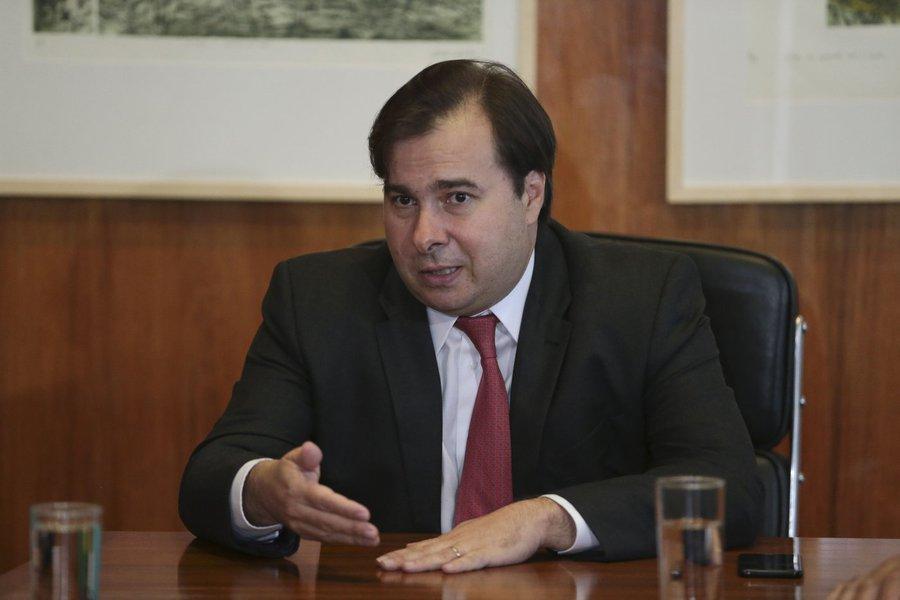 O presidente da Câmara, Rodrigo Maia (DEM-RJ), está confiante de que os projetos das Reformas da Previdência e Trabalhista devem ser votadas ainda no primeiro semestre deste ano e serão aprovados mesmo se ele não for o candidato escolhido na eleição da presidência da Câmara, marcada para 2 de fevereiro