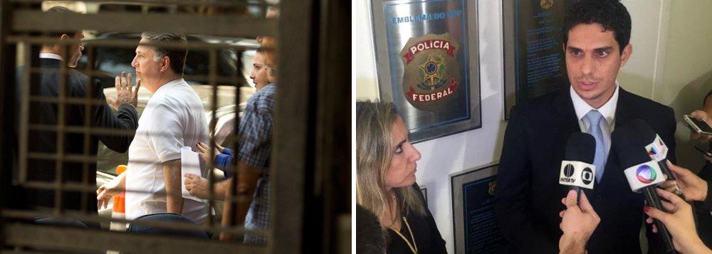 """""""Quem pensa que a Lava Jato era um assunto local, restrito a Curitiba, se enganou. Quem acha que Garotinho é um assunto paroquial, restrito a Campos, também pode estar equivocado. A caça já começou. Quem será o próximo alvo?"""", questiona o jornalista Joaquim de Carvalho, que publicou reportagem, no DCM, com evidências de que o delegado Paulo Cassiano Júnior, responsável pela prisão de Anthony Garotinho, fez campanha para seu adversário"""