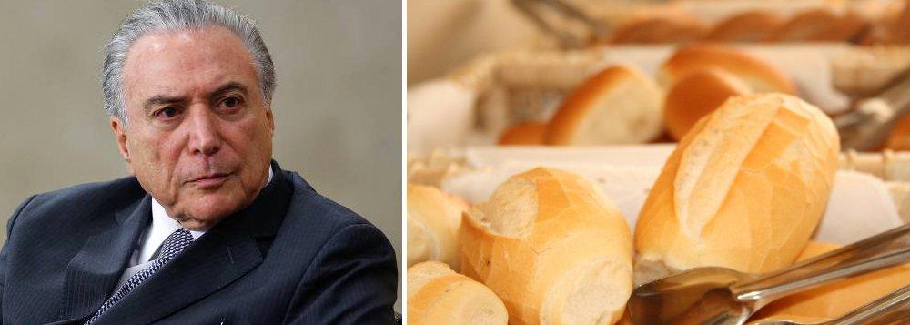 """""""Como Temer diz que ouviu de um dos tucanos, o senador paulista José Aníbal, o conselho de que'cabe ao dono cuidar da padaria', o pão que tem a oferecer ao mercado é a reforma da previdência, e dura, acelerada num Congresso que – as ruas mostraram ontem – está no subsolo da representatividade"""", escreve o jornalista Fernando Brito; """"É pão amargo para os trabalhadores, mas certamente não é doce o suficiente para o mercado, porque os resultados certamente demoram"""", avalia"""