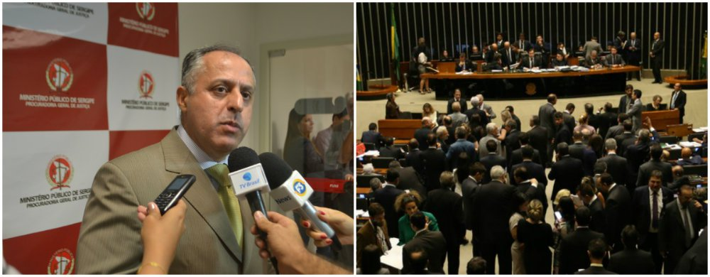 Ministério Público Sergipe Rony Almeida