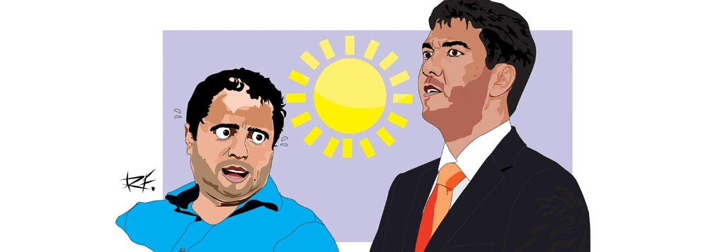 Faltando menos de duas semanas para o segundo turno das eleições em São Luís (MA), o candidato Eduardo Braide (PMN), vem sofrendo ataques de aliados do prefeito Edivaldo Holanda Júnior em diversas mídias diferentes
