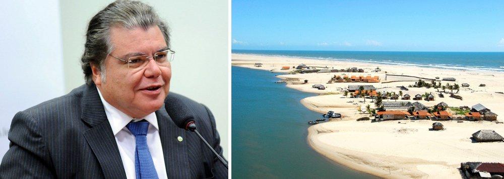 O ministro do Meio Ambiente, Sarney Filho (PV), revelou a intenção de privatizar seis parques nacionais, inclusive o Parque Nacional dos Lençóis Maranhenses; no projeto, ainda em elaboração, além dos Lençóis, também seria entregue à iniciativa privada o Parque Nacional de Jeriquaquara, no Ceará