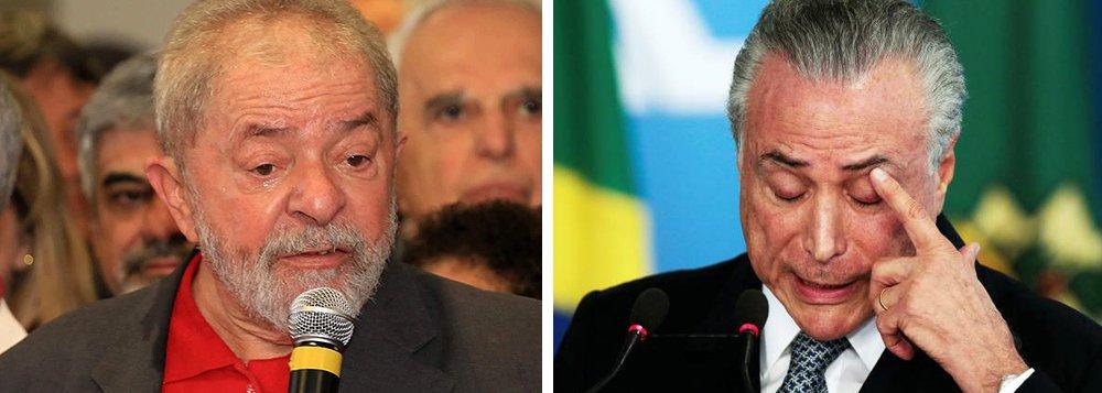Existe apenas um candidato viável das forças progressistas a Presidente da República, que é Luiz Inácio Lula da Silva. Esta é a razão do ataque quotidiano e incessante dos órgãos da grande mídia a Lula, com a orquestração cuidadosa dos vazamentos de delações não comprovadas.