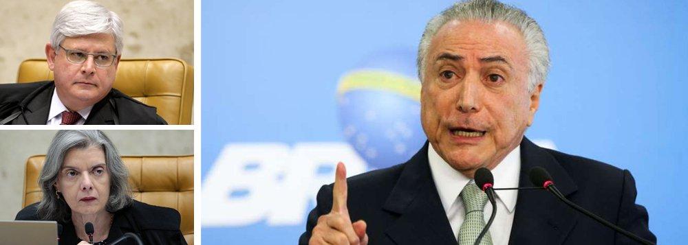 """""""Alguém consegue imaginar como o mundo viria abaixo de fossem Dilma ou Lula quem dissesse 'não admito!' a uma manifestação da Procuradoria Geral da República? 'Chavistas, bolivarianos, comunistas, desrespeitadores das instituições democráticas!'"""", questiona Fernando Brito sobre a ameaça do presidente Michel Temer a qualquer resistência à PEC 241, que limita os gastos públicos por 20 anos; """"As ditaduras começam sempre assim, para 'salvar o Brasil'. Sabemos bem a quem salva e quem são as suas vítimas"""", afirma"""