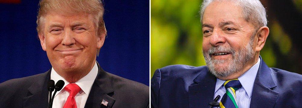 """Para o colunista Emir Sader, a vitória de Donald Trump é mais uma prova do mal-estar com a globalização; """"Ao Brexit se soma agora a vitoria de Trump nos EUA, que se assemelha não apenas na surpresa em relação às pesquisas, mas principalmente no tipo de protesto contra a globalização e a política tradicional, de que Washington e sua mais legitima representante, Hillary Clinton, são os símbolos"""", diz ele; """"A esquerda que não se rendeu ao neoliberalismo, mas que luta pela sua superação, tem que participar dessa disputa nas duas frentes: por um lado, não se render à globalização neoliberal e seus Tratados de Livre Comercio, agora em retração. Tem que propor e promover uma nova ordem mundial, de que os Brics são o eixo emergente""""; Lula tem um papel central a desempenhar"""