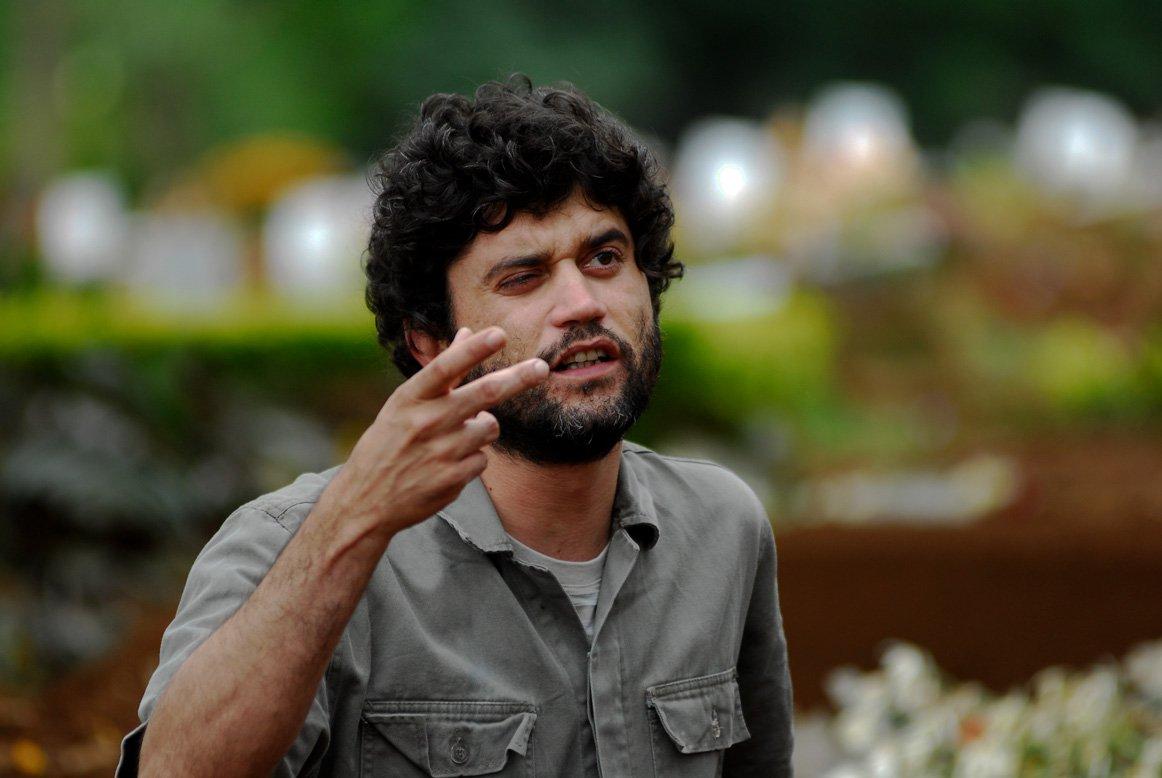 Cantor e compositor José Paes de Lira - Lirinha
