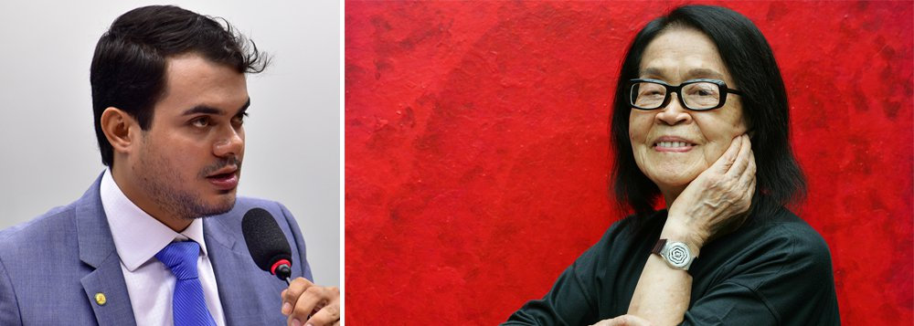 Menos de uma semana após a composição do colegiado formado por 30 parlamentares, a CPI da Lei Rouanet já começou causando polêmica, com a gafe cometida pelo deputadoExpedito Netto (PSD/RO), que pediu a convocação da artista plástica japonesa naturalizada brasileira Tomie Ohtake – morta em 2015, aos 101 anos