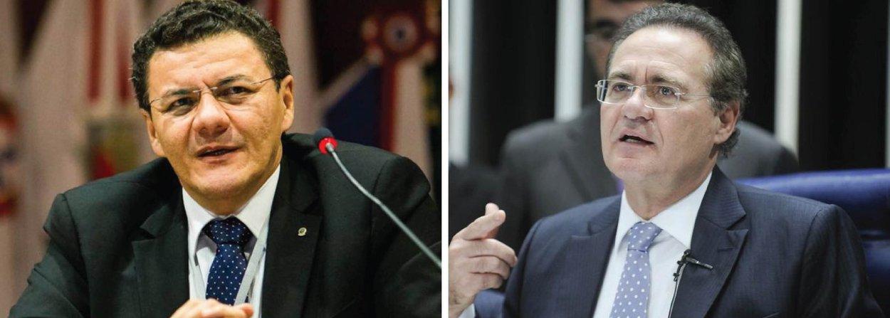 """Presidente da Associação dos Juízes Federais (Ajufe), Roberto Veloso, disse que o projeto da nova Lei de Abuso de Autoridade afeta a independência do magistrado ao permitir a penalização de juízes simplesmente por interpretarem a lei; ele criticou também a tramitação da medida pelo presidente do Senado, Renan Calheiros (PMDB), em meio às investigações de corrupção em curso; """"Parece uma tentativa de intimidação de juízes, desembargadores e ministros do Poder Judiciário na aplicação da lei penal em processos envolvendo criminosos poderosos"""""""