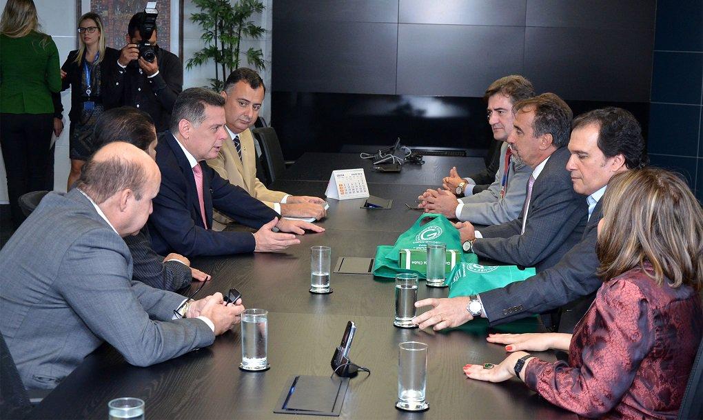 Brasilia Audiencia CEF Presidente Gilberto Magalhães Occhi fotos Eduardo ferreira