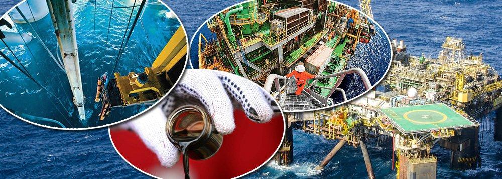 A produção média de petróleo da Petrobras no Brasil atingiu 2,24 milhões de barris/dia em setembro; crescimento de 8,8% em relação ao mesmo período do ano passado;produção total, incluindo gás e petróleo, no Brasil e no exterior, atingiu 2,88 milhões de barris de óleo equivalente por dia (boed), crescimento de 1,4 por cento na comparação com agosto; segundo a companhia, o novo recorde histórico foi impulsionado pela extração no pré-sal, cuja operação o governo de Michel Temer desobrigou a participação da Petrobras