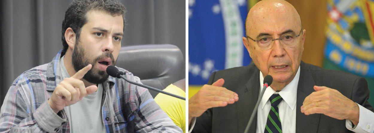 """Coordenador do Movimento dos Trabalhadores Sem Teto, Guilherme Boulos, diz que o governo intensifica a """"mistificação"""" da opinião pública, de que o ataque às aposentadorias é uma preocupação com o futuro e que, sem ele, o país caminharia à bancarrota; """"Meirelles e sua turma têm um lado bem definido nesta disputa. Com os argumentos falaciosos do 'rombo' e das 'distorções', querem na verdade retirar direitos adquiridos, penalizando os setores mais vulneráveis"""", diz; """"Aliás, não os vemos questionar o pagamento de pensões vitalícias a familiares de militares nem o acúmulo de benefícios pelos ministros do Superior Tribunal Militar"""""""