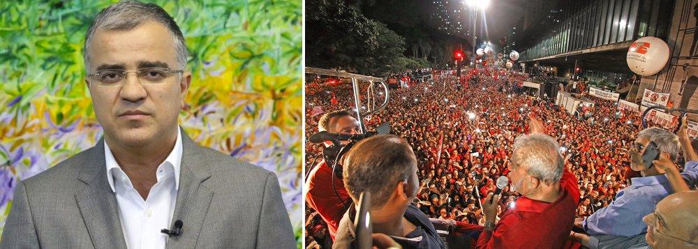 """""""Se Lula for condenado na primeira instância da Justiça Federal, o recurso caberá ao Tribunal Regional Federal de Porto Alegre, que tem uma tradição de confirmar quase todas as sentenças de Moro"""", diz o colunista Kennedy Alencar; """"É provável uma condenação tanto em primeira quanto em segunda instância, o que enquadraria Lula na Lei da Ficha Limpa e inviabilizaria uma eventual candidatura do petista em 2018"""""""