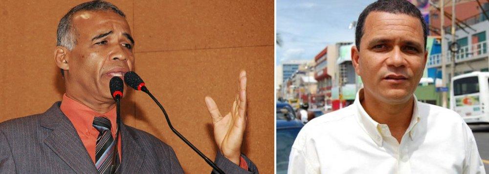 """Com as pré-candidaturas do deputado Sargento Isidório e do ex-titular da Sucom Cláudio Silva, PDT e PP medem forças para ver quem encabeçará uma possível chapa composta ainda por PTN e PR na disputa pela prefeitura de Salvador neste ano; mais uma rodada de negociações aconteceu na noite desta segunda-feira, e a expectativa é de que haja definição até sexta (22); aposta do PDT, Isidório diz que """"Deus queira que ele (Cláudio Silva) seja meu vice, pois é muito competente""""; Cláudio Silva, por sua vez, diz que o PP tem intenção de manter sua candidatura; """"Não foi definido nada ainda como Isidório falou. Entendemos que quem vai encabeçar essa chapa precisa ter qualidade na gestão e habilidade na política para enfrentar ACM Neto"""""""
