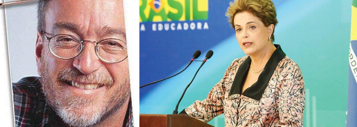 """""""Caso o golpe seja efetivado em agosto, Dilma cairá de pé, maior do que jamais foi. E os golpistas ganharão de joelhos, condenados ao desprezo eterno dos brasileiros"""", afirma o jornalista Paulo Nogueira, do Diário do Centro do Mundo; para ele, """"não importa a votação do Senado, Dilma já foi absolvida pela história"""""""