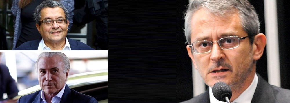 """""""Incidem diretamente sobre a campanha eleitoral de Dilma Rousseff (PT) em 2010 —e, de forma indireta, sobre seu vice Michel Temer (PMDB)— os recentes depoimentos do marqueteiro João Santana e de sua mulher Mônica Moura ao juiz Sergio Moro nas investigações da Operação Lava Jato"""", diz o jornal de Otavio Frias; Santana disse que 98% dos recursos utilizados em campanhas eleitorais proviriam do caixa dois"""