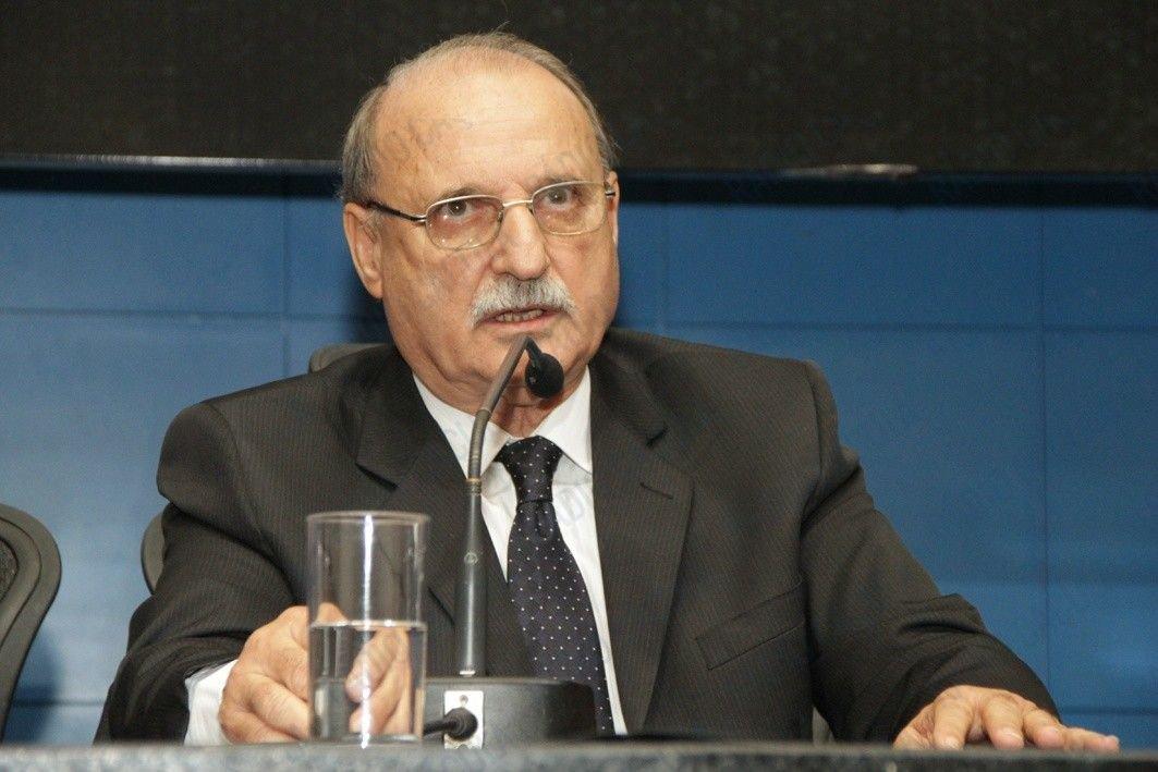 Secretário de Segurança do RS, Wantuir Jacini