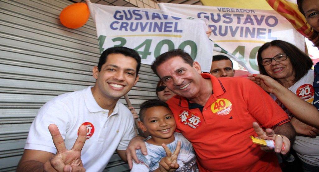 Despencou para 12,8 pontos percentuais a diferença entre o ex-prefeito de Goiânia, Iris Rezende (PMDB), e o ex-prefeito de Senador Canedo, Vanderlan Cardoso (PSB), na corrida pela Prefeitura da Capital; é o que aponta a Pesquisa Fortiori/Diário da Manhã divulgada nesta quarta-feira; Iris alcançou 36,8% e Vanderlan apareceu com 24%, confirmando polarização já apontada pela pesquisa Serpes; Delegado Waldir ficou com apenas 13,8%