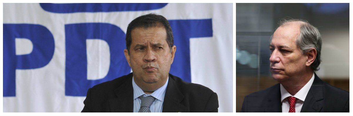 """O presidente nacional do PDT, Carlos Lupi, disse que """"o PT terá que cair na real"""" e apoiar a candidatura do ex-ministro Ciro Gomes (PDT) à Presidência em 2018; em um balanço do primeiro turno das eleições municipais, Lupi lembra que o """"PDT está maior que o PT"""" e manda um recado: """"A candidatura de Ciro é irreversível""""; Ciro tem buscado uma aproximação com o eleitorado do PT e tem dado demonstrações públicas de apoio a Lula e à ex-presidente Dilma Rousseff; segundo Lupi, Lula não descarta a possibilidade do partido apoiar outra candidatura; """"Sinto o Lula com muita vontade de abrir"""""""