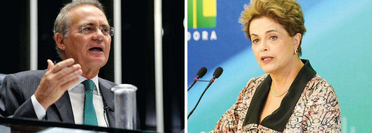 """O presidente do Senado, Renan Calheiros (PMDB-AL), anunciou nesta quarta (29) que o julgamento final do processo de impeachment da presidente Dilma Rousseff ocorrerá """"em torno"""" do dia 20 de agosto; como este dia será em um sábado, a votação provavelmente ocorrerá na semana seguinte, a partir do dia 22 de agosto"""