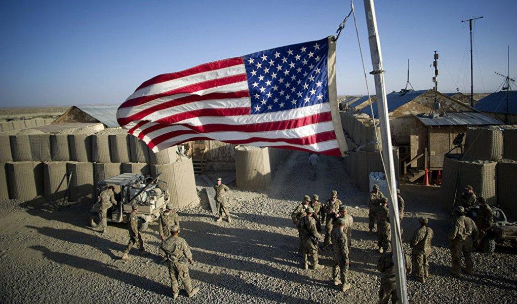 Tropas estadunidenses no Afeganistão