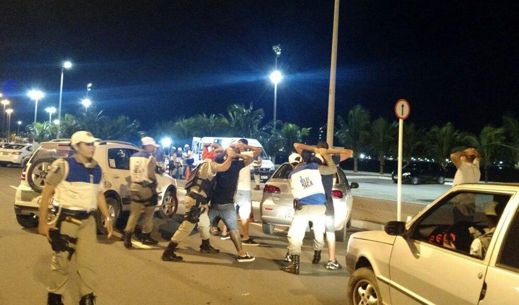 Em apenas nove meses, a operação Lei Seca retirou exatos 1.525 condutores de circulação em Alagoas; o número de flagrantes por embriaguez ao volante, comparado com o mesmo período de 2015, cresceu 93%; ao todo foram realizados 19.242 testes de alcoolemia ao longo das operações realizadas em todo o estado