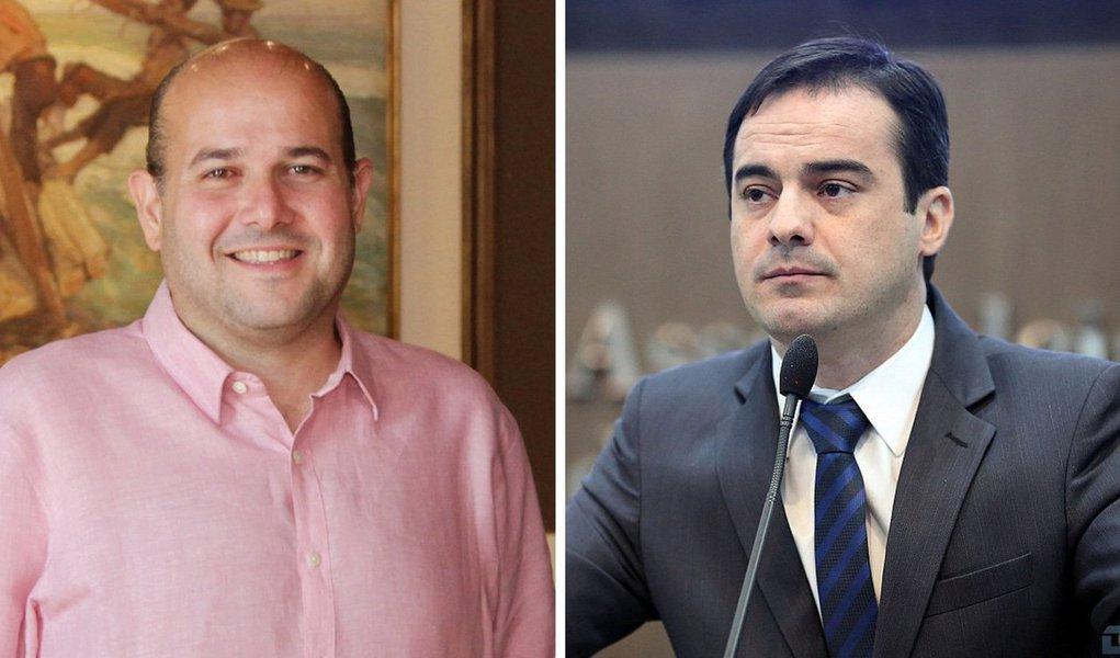 De acordo com o Ibope, o atual prefeito, Roberto Cláudio (PDT), aparece com 51% das intenções de voto, contra 38% de Capitão Wagner (PR) na disputa pela Prefeitura de Fortaleza. Os números foram divulgados na noite desta sexta-feira (14)